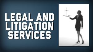 Legal-Litigation Icon