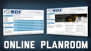 Online Planroom Icon