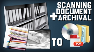 Scanning-Archival Icon